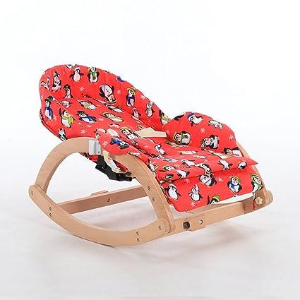 Cool Amazon Com Lztet Baby Rocking Chair Recliner Baby Comfort Customarchery Wood Chair Design Ideas Customarcherynet
