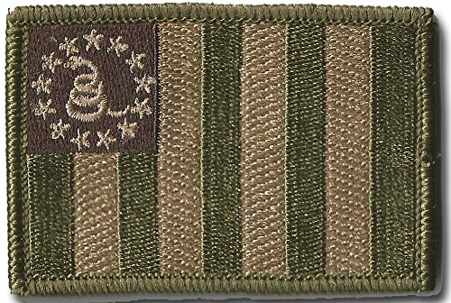 Sons Of Liberty/Gadsden Tactical Patch - Multitan