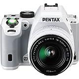 Pentax K-S2+18-50WR - Cámara fotográfica Digital, Color Blanco