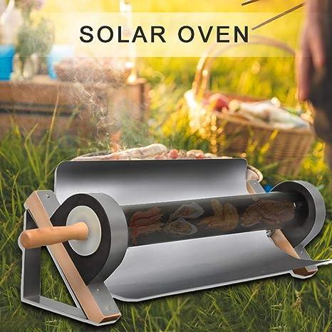 Hangarone - Hornillo Solar portátil para Barbacoa o Barbacoa ...