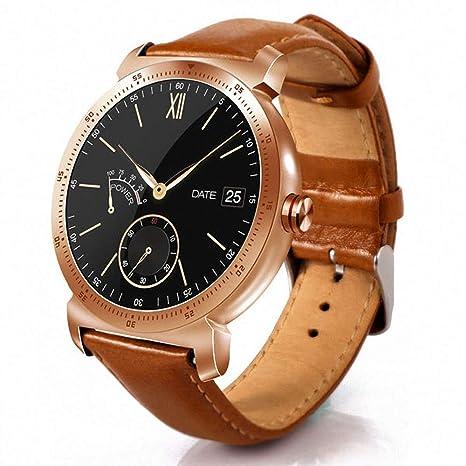Amazon.com: Smart Watch, K88H IP67 Waterproof Round Fitness ...