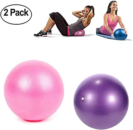 Topbine - Pelota de Pilates (2 Piezas) para Yoga, Barra ...