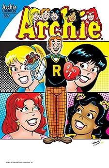 Archie #660 by [Segura, Alex]
