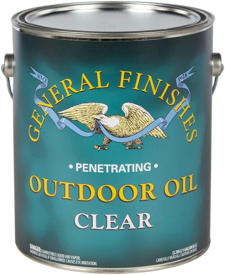 General Finishes Outdoor Oil