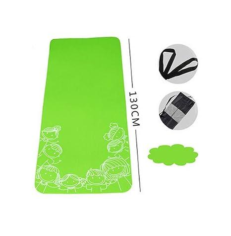 Amazon.com: I Need-You Kids Yoga Mat 10 MM Thickness NBR ...