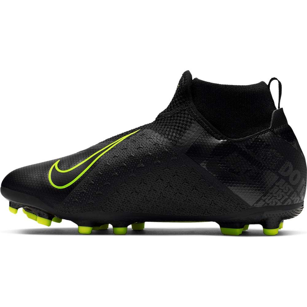 Nike Youth Phantom Vision Academy DF Multi Gound Cleats (3 Little Kid) by Nike