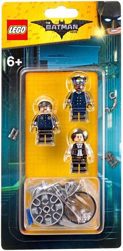 Amazoncom Lego Batman Movie Gotham City Police Department Pack