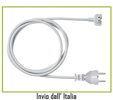 Newnet - Cable alargador de 2 Metros para Cargador de ...