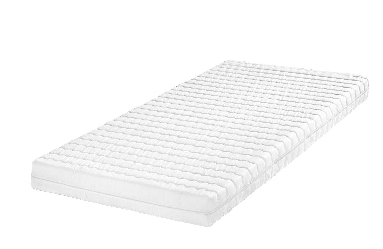Breckle Öko-Wash Matratze Matratze Matratze für jede Jahreszeit geeignet Microfaserbezug waschbar bis 60 °C Grösse 160x200 e6c173