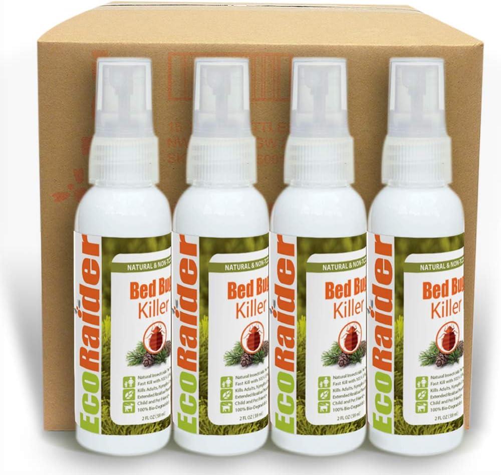 Eco Raider - Insecticida para cama RM-5 , case(s) (2 oz x 16), 16 ...