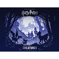 Harry Potter – Creatures: A Paper Scene Book
