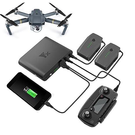 DJI Mavic Pro Quadcopter Drone batería, diadia carga rápida ...