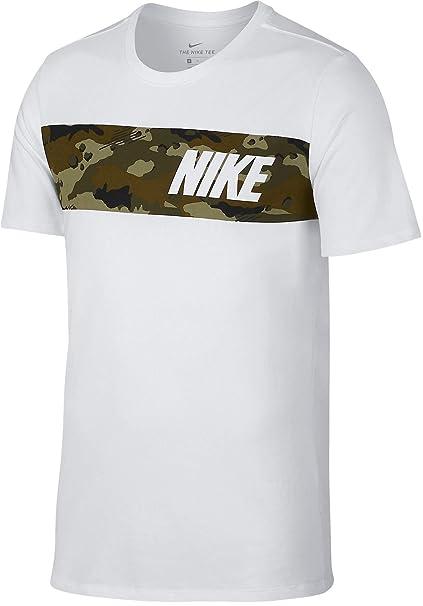 Nike Men's Dfc Block Camo T Shirt