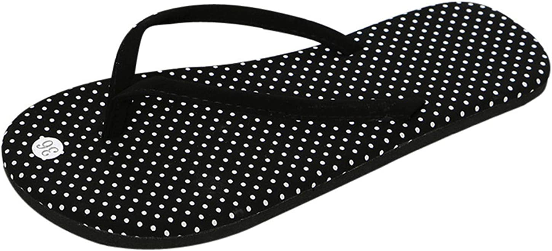 OHQ Sandalias De Mujer Sra. Chanclas Planas Café Negro Chanclas De Verano para Mujeres Zapatos Sandalias Zapatillas De Interior Y Exterior Chanclas Sandalias Romanas Elegante