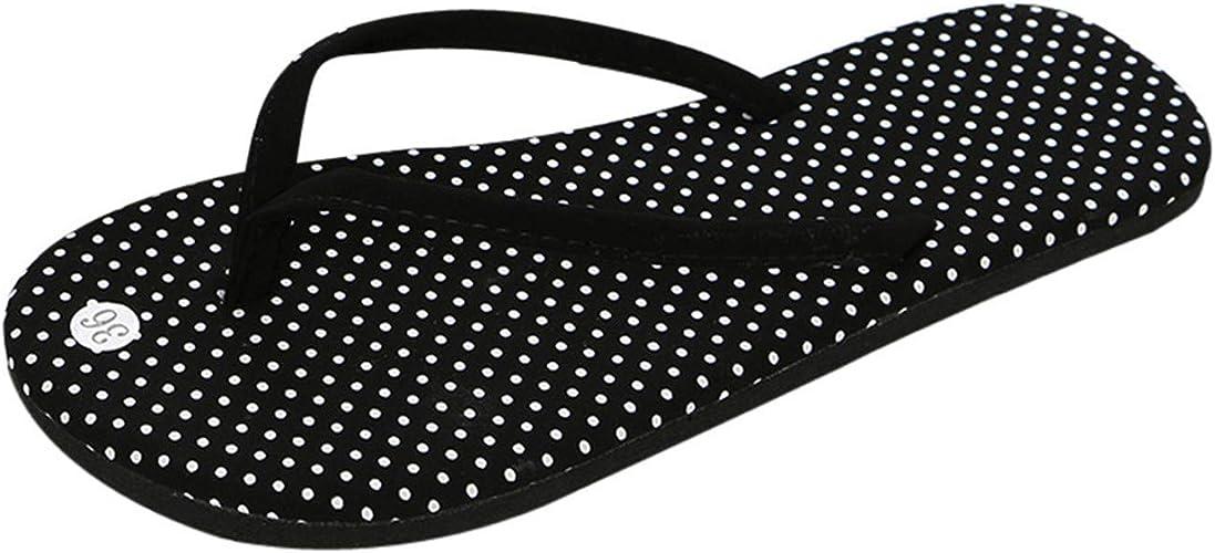 Venmo Chanclas Mujer Verano Sandalias Mujer Verano Zapatos Mujer Verano Zapatilla Chanclas de Verano Zapatos Sandalias Zapatillas Interiores y Exteriores Chanclas