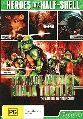 Teenage Mutant Ninja Turtles Edizione: Australia Italia DVD ...