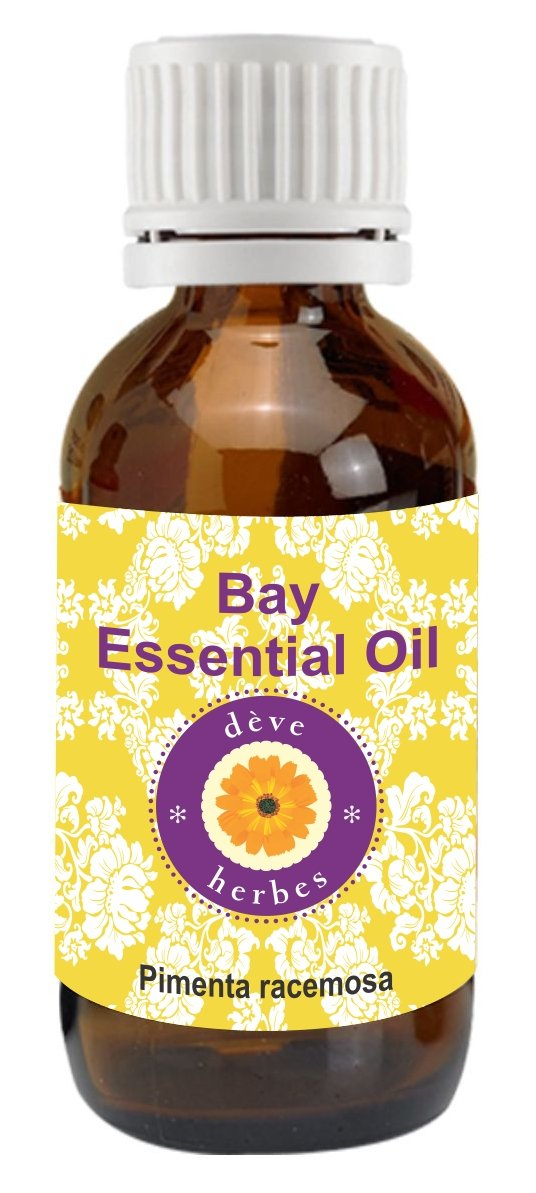 dève herbes Pure Bay Essential Oil (Pimenta racemosa ) 100% Natural Therapeutic Grade (5-1250ml)