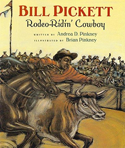 Bill Pickett: Rodeo-Ridin' Cowboy (Rodeo History)
