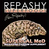 Repashy Supercal MeD 6oz Jar - Calcium Supplement with Medium Levels of Vitamin D3