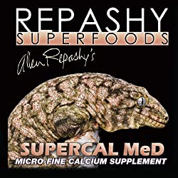 Repashy SuperCal MeD - All Sizes - 6 Oz JAR