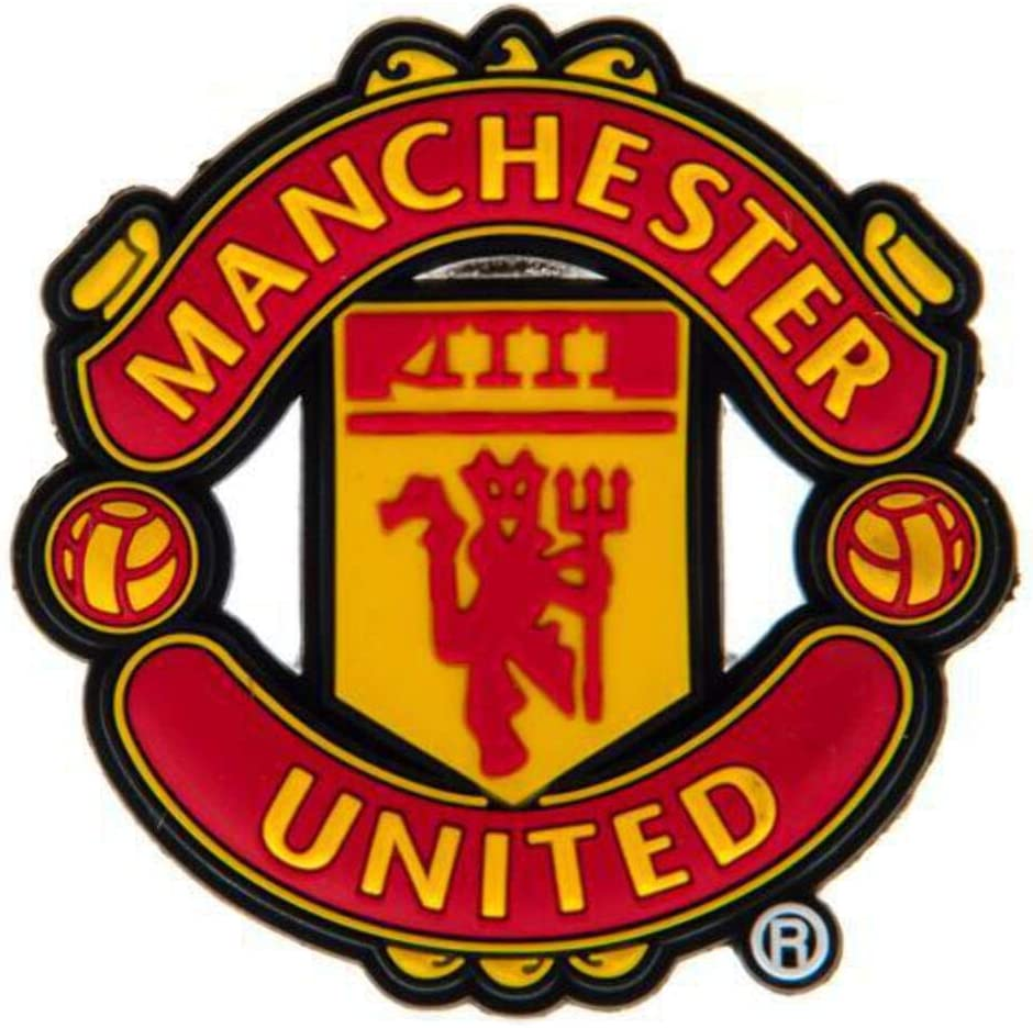 Amazon Com Manchester United Fc 3d Fridge Magnet Refrigerator Magnets Kitchen Dining