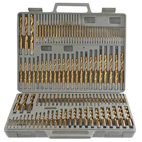 Free Gun Cabinet Plans (115pc Titanium Drill Bit Set w/ Index Case Number Letter Fractional)