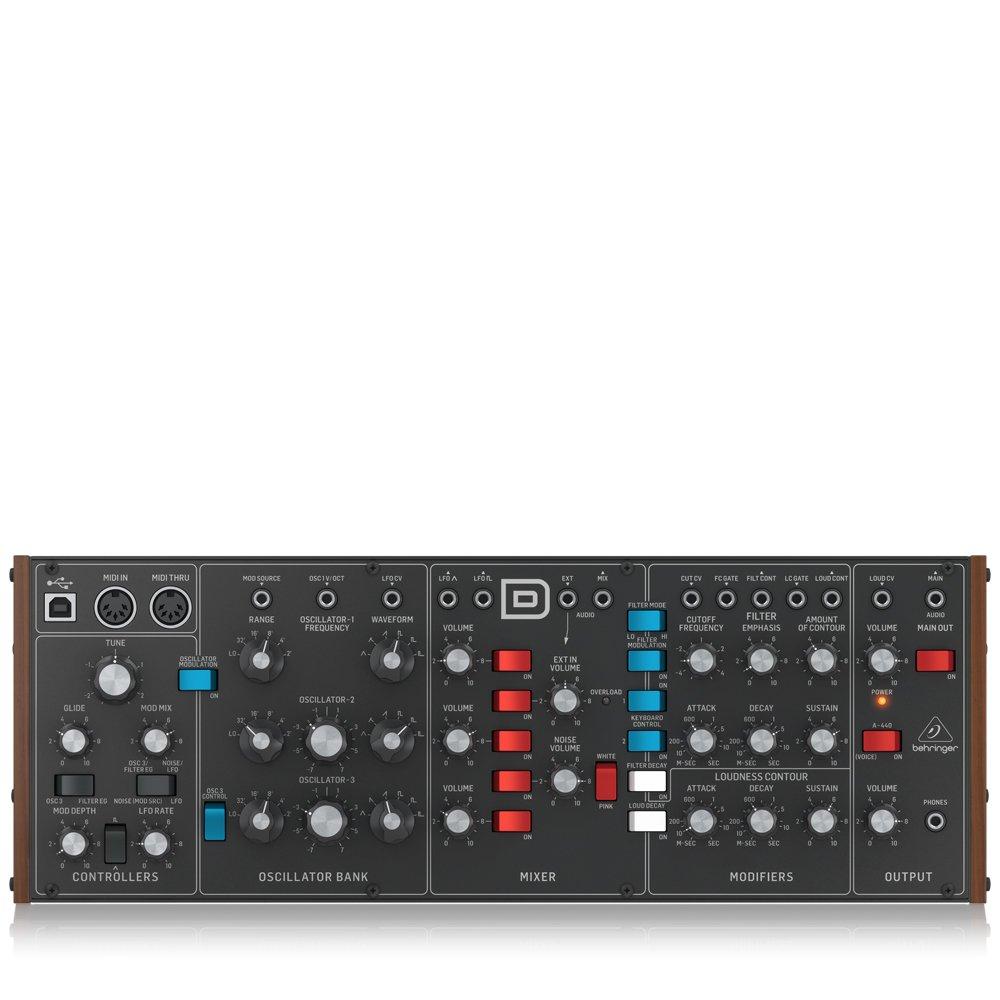 BEHRINGER Synthesizer (MODELD) by Behringer (Image #1)