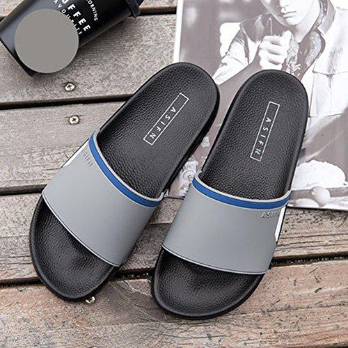 38d914ffcdbf52 Shower Shoes for Men and Women Slide Sandals Non-Slip House Bathroom  Slippers Poolside 70