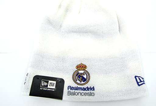 Gorro lana Real Madrid Original 100% New Era modelo Reversible ...