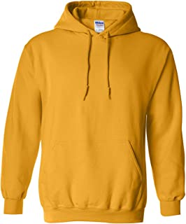 Gildan Men's Heavy Blend Hooded Sweatshirt Gildan Men's Activewear 18500-1