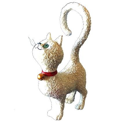 Figura decorativa los gatos por DUBOUT