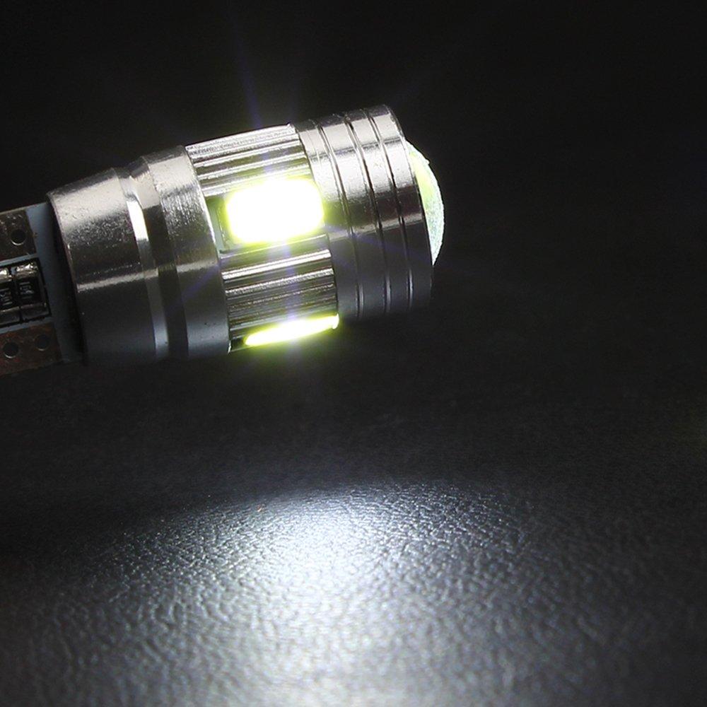 Auto cupola luce auto luce targa T10/6SMD LED light