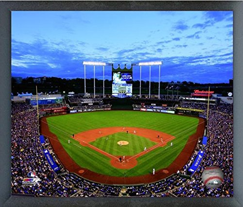 Kansas City Royals Kauffman Stadium 2015 MLB Photo (Size: 17
