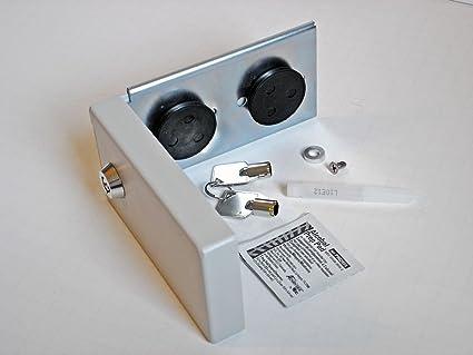 amazon com ptl 5 paper tray file cabinet lock home improvement