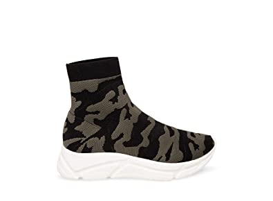 b8a770f48b3 Amazon.com | Steve Madden Women's Bitten Sneaker | Fashion Sneakers