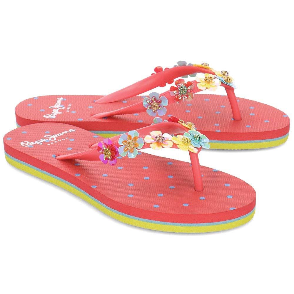 Infradito Bambina Pepe Jeans Beach Flowers