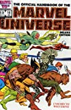 Essential Official Handbook of the Marvel Universe - Deluxe Edition Volume 3