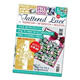Tattered Lace Magazine - Issue #30 - Free Die Blossom Over The Edge