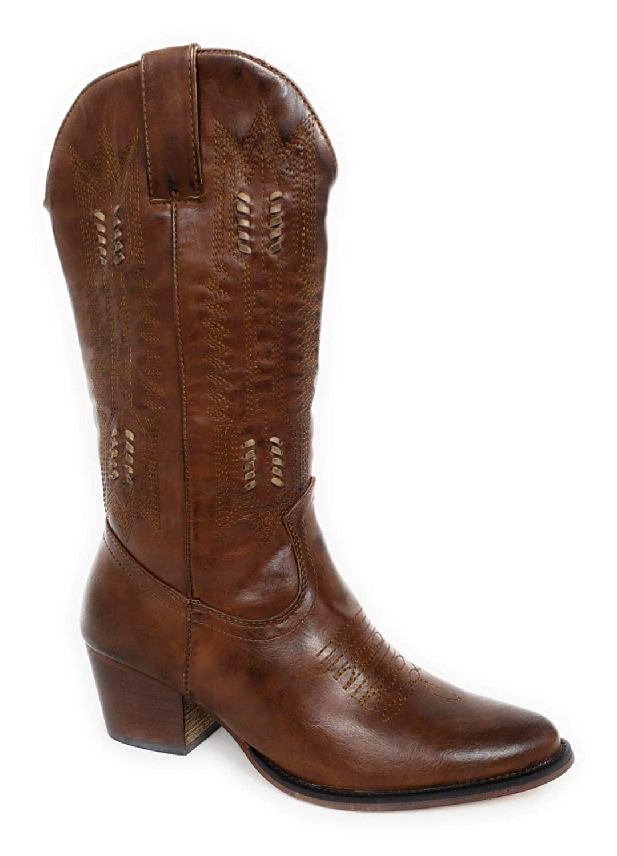 YOKI Womens Debra-19 Western Boot