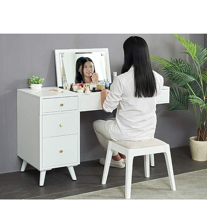 Chengzuoqing Taburete Dressing Cuadrada Banco Piano ...