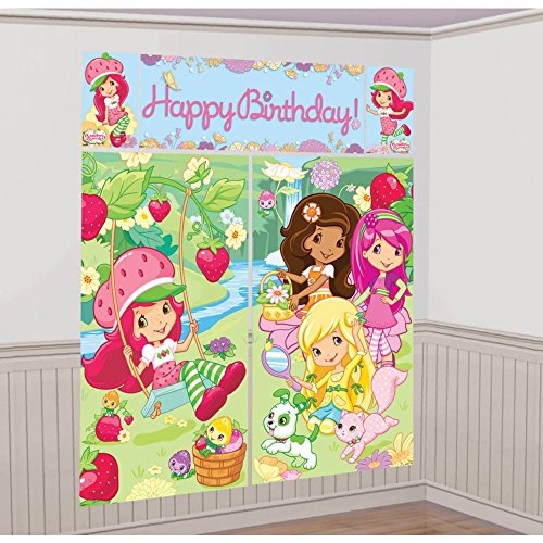 Strawberry Shortcake Wall Decorating Set (Each) for $<!--$19.99-->