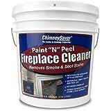 "ChimneySaver Paint ""N"" Peel Fireplace Cleaner-1 Gallon"
