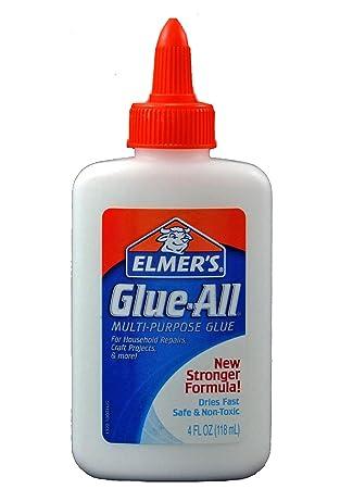 amazon com elmer s glue all glue multi purpose 4 fl oz 118 ml