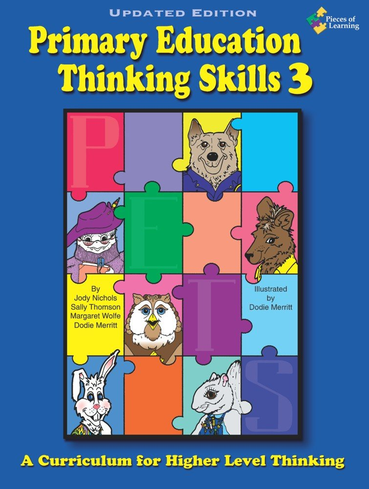 Primary Education Thinking Skills 3 - PETS(TM) - Updated Edition - Includes Digital Content pdf
