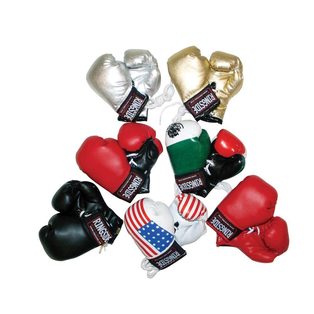 Ringside Miniature Bag Gloves (Black) MBG BLACK