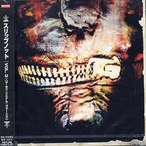 Vol 3 The Subliminal Verses Bonus Track By Slipknot