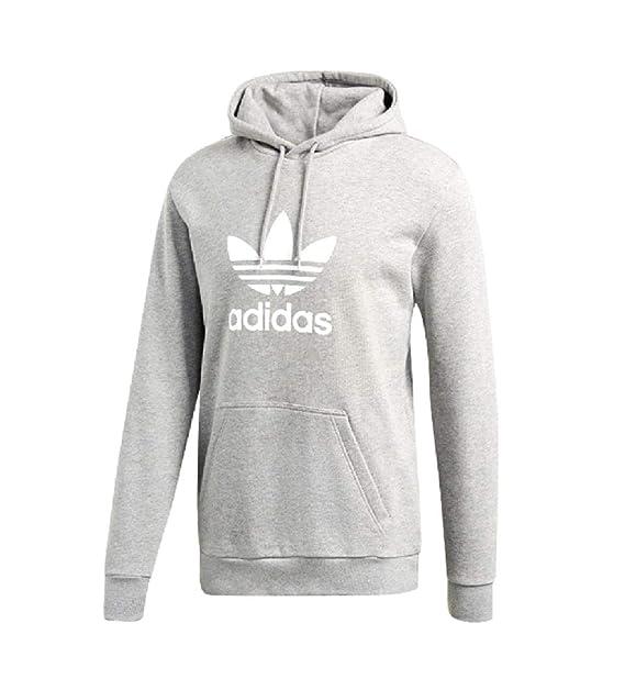 adidas Herren Trefoil Hoodie Sweatshirt: : Bekleidung