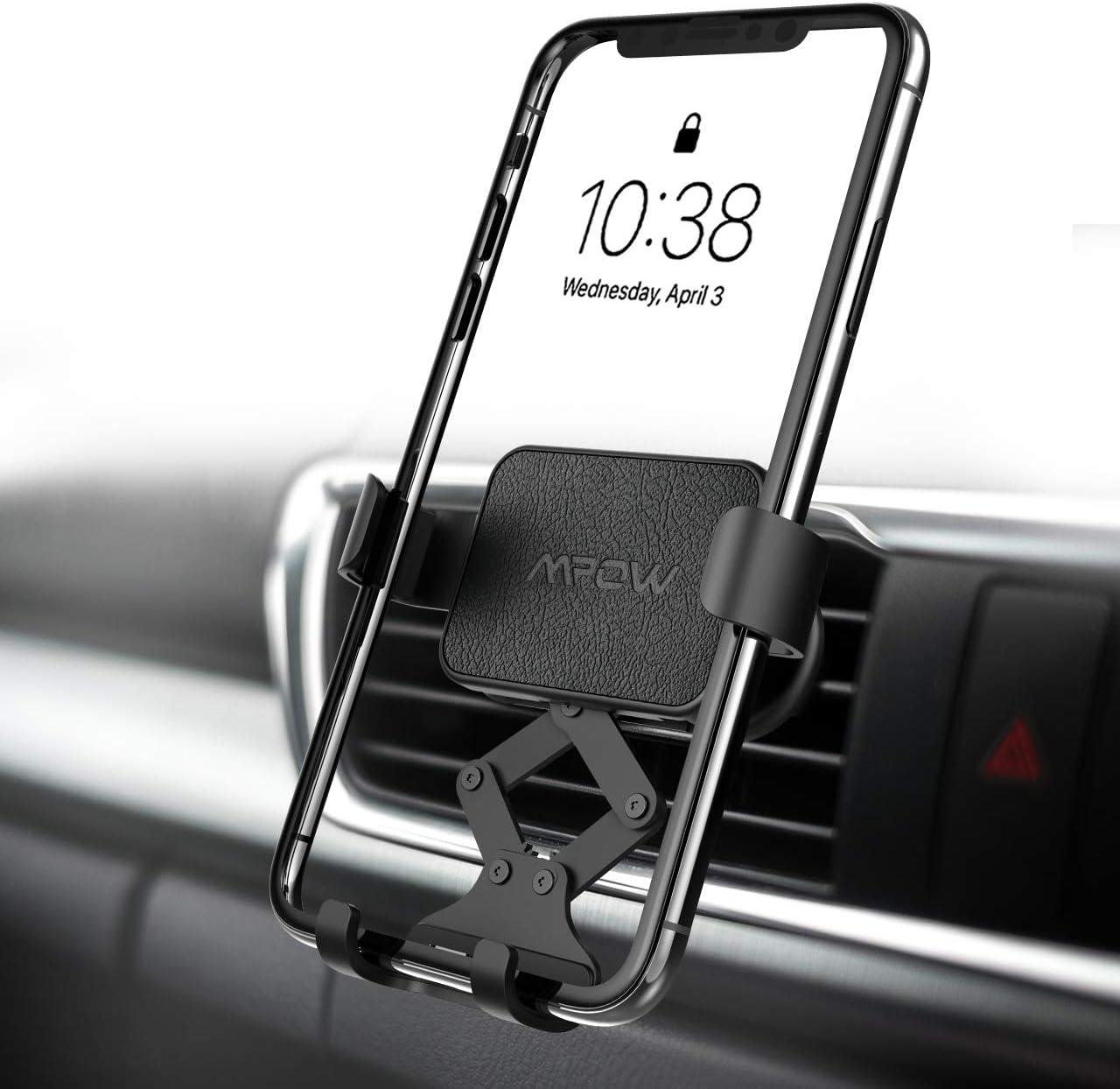Mpow - Soporte de Coche para Smartphone de Gravedad para Salida de ...