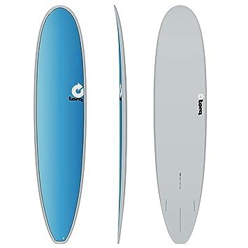 TORQ Tabla de Surf epoxy Tet 8.6 Longboard Full Fade: Amazon.es ...