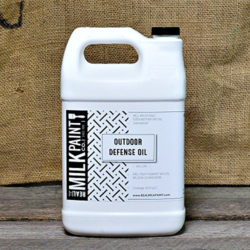 Outdoor Defense Oil (Gallon) (Wood Outdoor Paint Furniture)